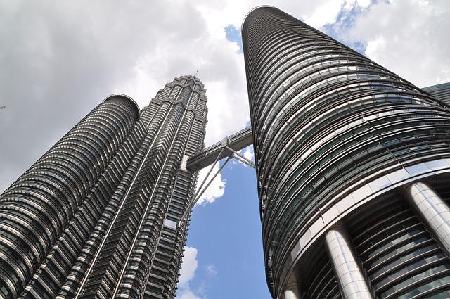 kulaté mrakodrapy