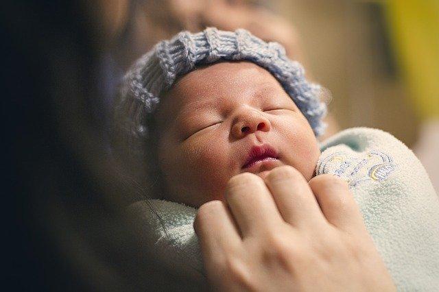 krásné miminko