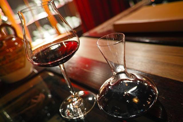 zátiší víno
