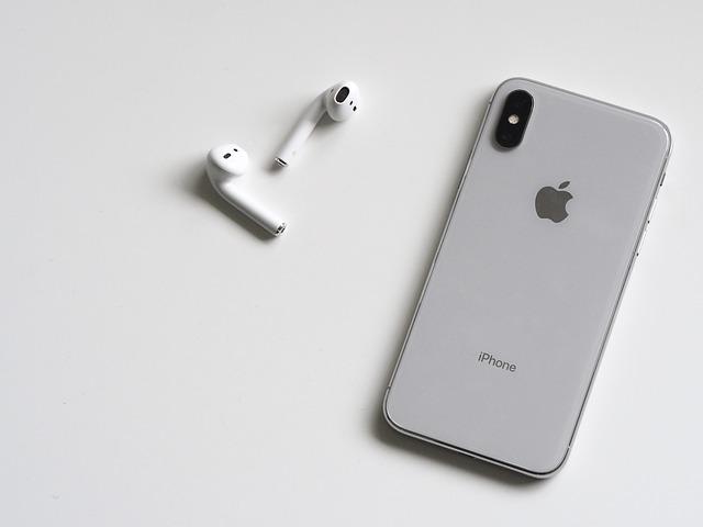 Sluchátka a iPhone