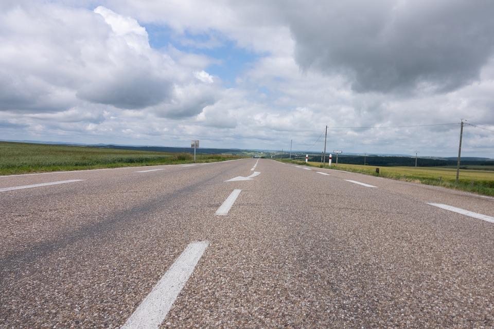 volná silnice